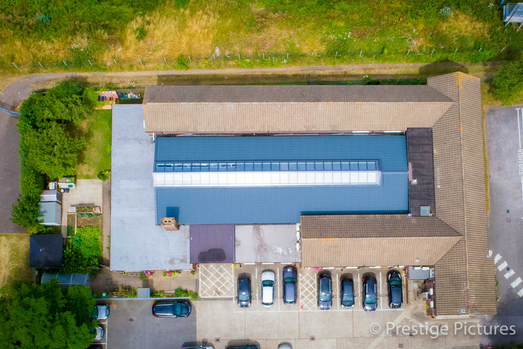 Survey of an Industrial SIte by Prestige Pictures