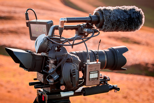 One of the Prestige Cameras